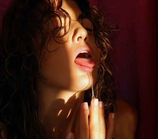 Слюни проститутки